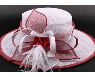 chapeau-mariee-ludivine-en-sisal-blanchi-et-rouge-bordeaux
